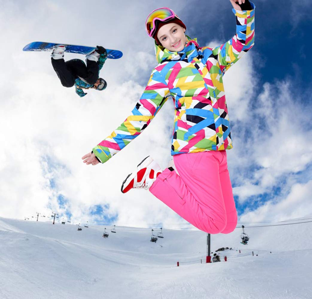 Goodluckshop Tute da Sci per Donna Giacca da sciAbiti Invernali Invernali Invernali da Alpinismo Impermeabili Abbigliamento da SciB07JLJJJR5S tute da sci 08 | Negozio  | il prezzo delle concessioni  | Ultima Tecnologia  | Consegna Immediata  | Vari I Tipi E Gli Stili  aec31c