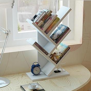 Superbe Utility Racks Desktop Small Bookshelf Shelves Dormitory Students Desk Bookshelf  Small Office Storage Shelf Nightstand Storage