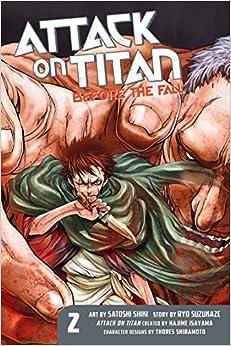 Attack On Titan: Before The Fall 2 por Hajime Isayama