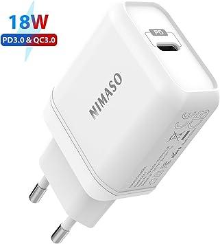 Samsung Chargeur secteur 2A 15W Blanc Technologie AFC