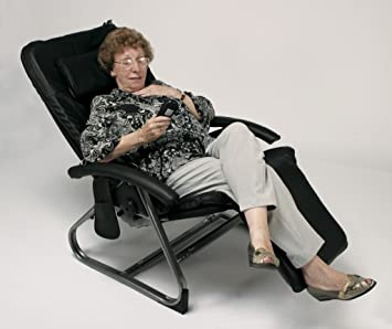 homedics antigravity chair luxury recliner with 10motor massage system