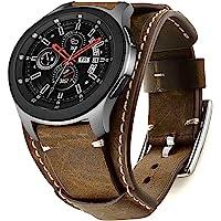 Leotop pasek do zegarka kompatybilny z Samsung Galaxy Watch 46 mm/Gear S3 Frontier/Galaxy Watch 3 45 mm/Classic, 22 mm…
