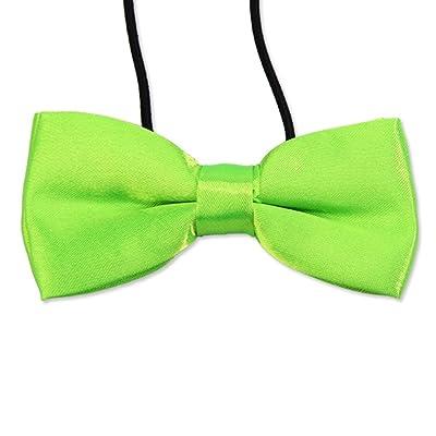 BestWare Pre Tied Bow Tie Elastic Neck Tie Kids Bow Tie