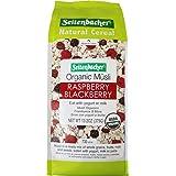Seitenbacher Muesli - Organic Raspberry Blackberry Breakfast Imported from Germany 375g