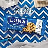 LUNA BAR - Gluten Free Bars - Chocolate Chip Cookie