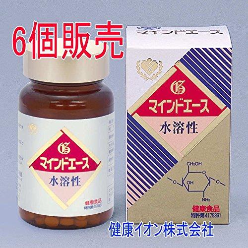 マインドエース平状300 (6箱セット) 送料無料 キトサン食品工業正規品 B07BNR82T1