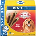 Pedigree DENTASTIX Dental Treats Dogs Beef Flavor by Pedigree