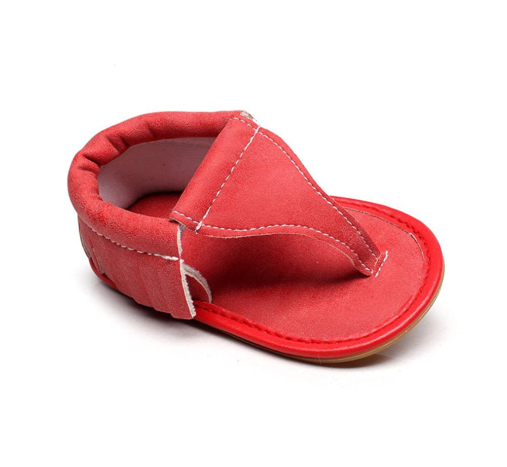 Children Baby Casual Tassels Sandals Summer Solid Sole Crib Hollow Shoes Sneaker Sandals for Kids Girls