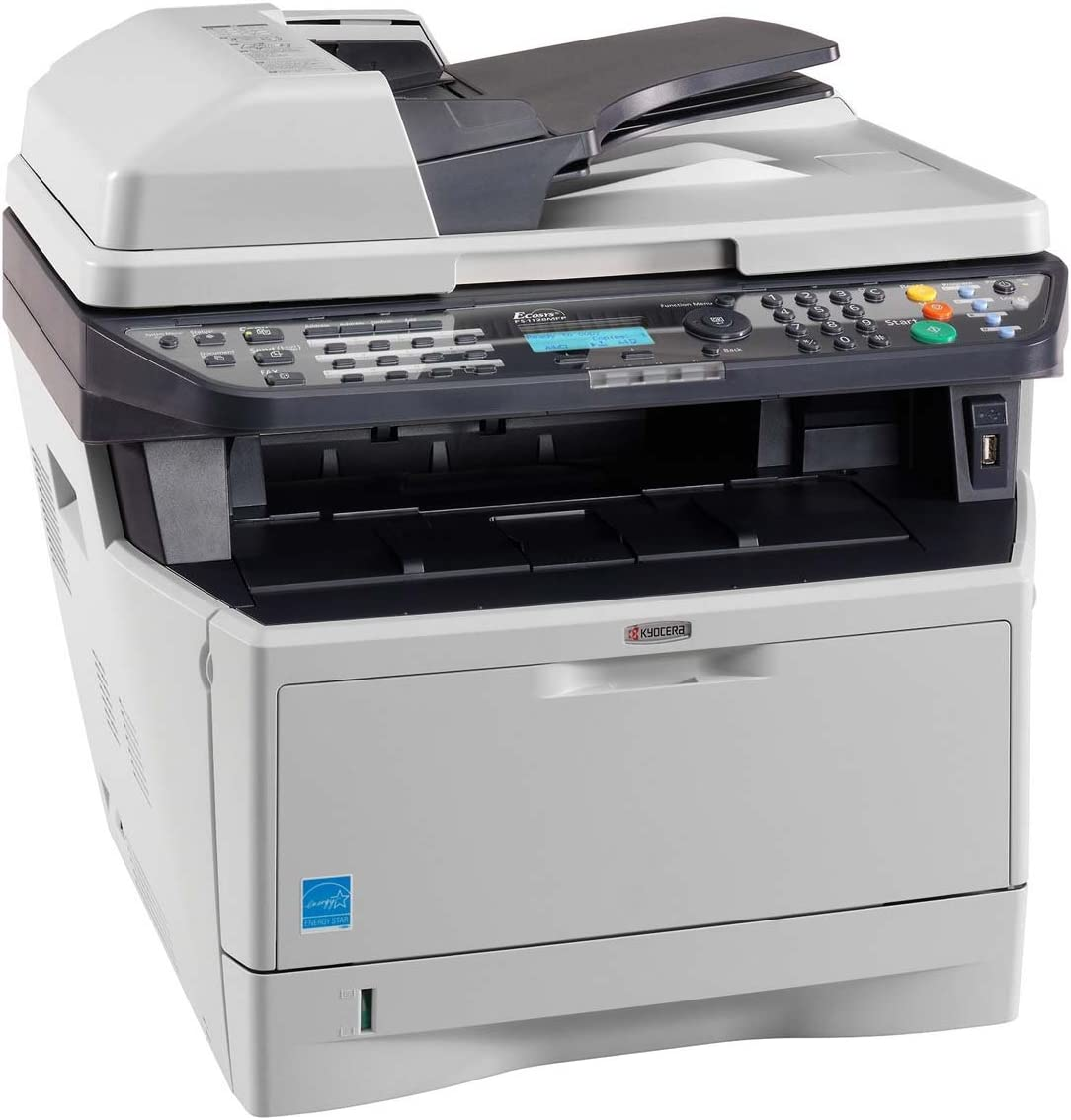 Kyocera FS-1128MFP - Impresora multifunción (Laser, Mono, Mono, 28 ...