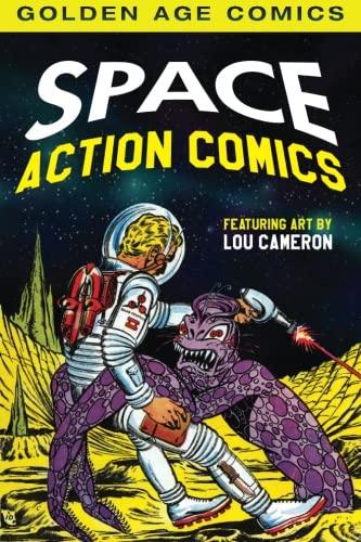 Space Action Comics pdf