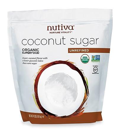 Amazon.com : Nutiva USDA Certified Organic, non-GMO, Unrefined ...
