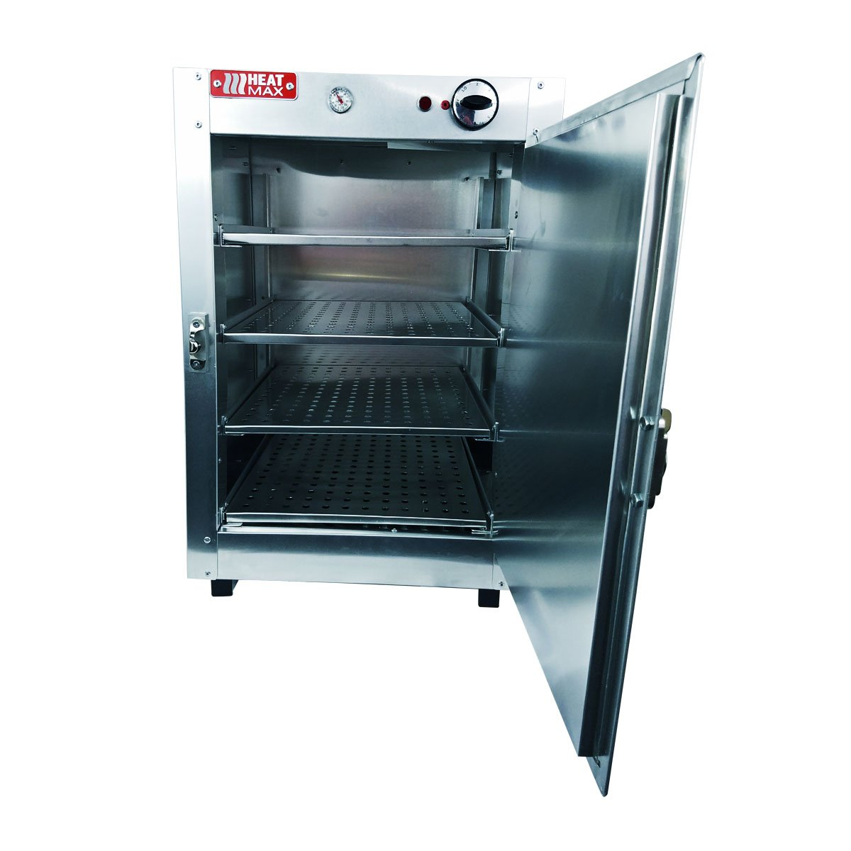 Amazon.com: HeatMax Commercial Food Pastry Warming Case Aluminum 16x16x24 Hot  Box Cabinet: Appliances