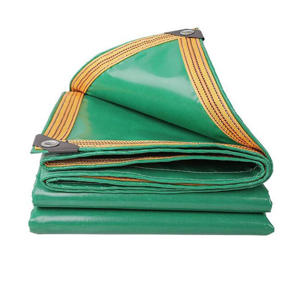 LEGOUGOU Wagon Leichte Wasserdichtes Tuch Oxford PVC-Leinwand Plane Wasserdicht Sonnenschutz Im Freien Markise Gewebedicke 0,32 Mm, 350 G M² Dauerhaft Wasserdicht UV Schatten Tuch Multifunktions