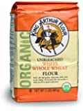 Amazon.com : King Arthur Flour 100% Organic White Whole