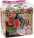 All natural Pei Tien Energy 99 rice cake roll- Taro Flavor 6.35oz x 4pack