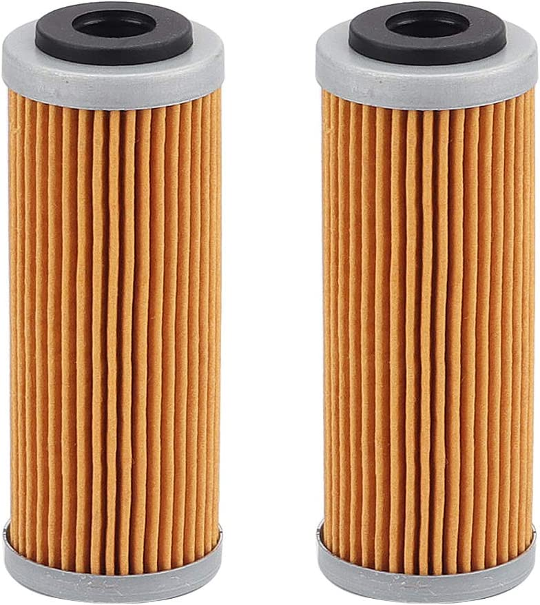 Yermax HF652 652 oil filter 77338005100 compatible with KTM 250EXC 250SX 250XC 250XCF 300EXC 350EXC 350XC 400EXC 400XC 450EXC 450XC 500EXC 505XC 530XC Husqvarna 250 350 450 501 FC FE FX FS oil filter