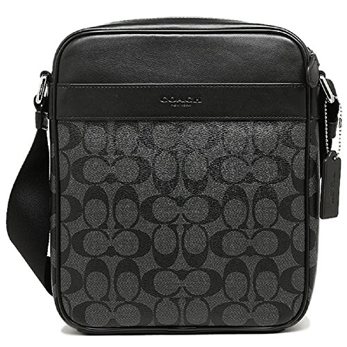 Coach Men's Charles Flight Bag Saddle No Size -