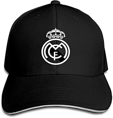 Hittings Real Madrid C.F. Logo Football Club Adjustable Sandwich ...