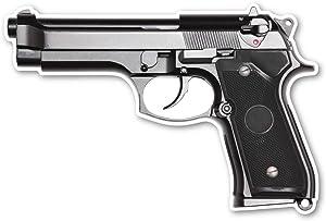 Beretta 9mm Hand Gun Magnet [Misc.]