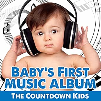 Baby's First Music Album by The Countdown Kids on Amazon
