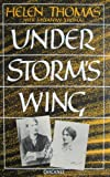 Under Storm's Wing, Helen Thomas and Myfanwy Thomas, 0856357332