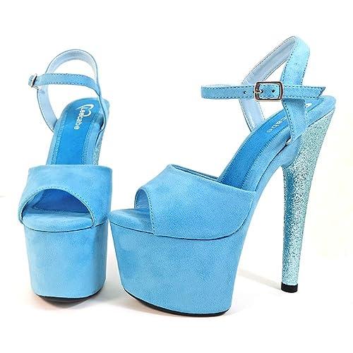 Per Shoes DonnaAmazon Pole Dancing Dance Leecabepole it Scarpe N8m0vnOw