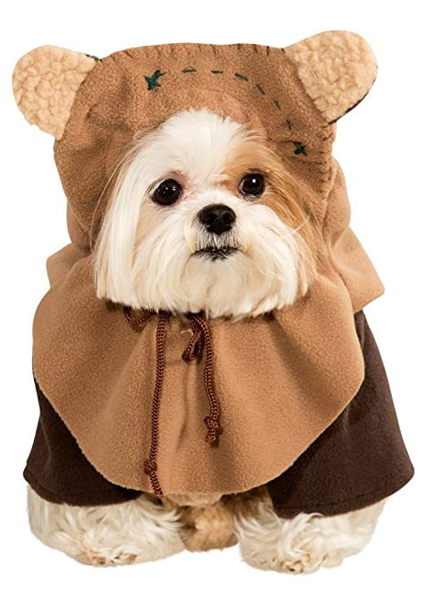 e51047fd23e Rubie's Star Wars Ewok Dog Costume Size Small