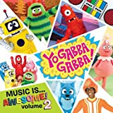 Yo Gabba Gabba Music Is Awesome Volume 2