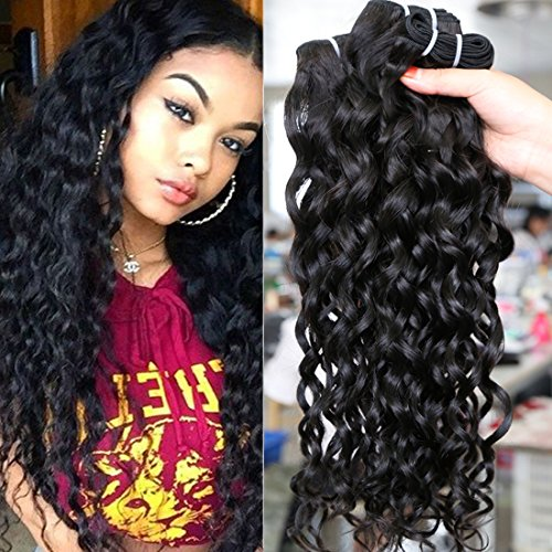 wet and wavy hair bundles - 3