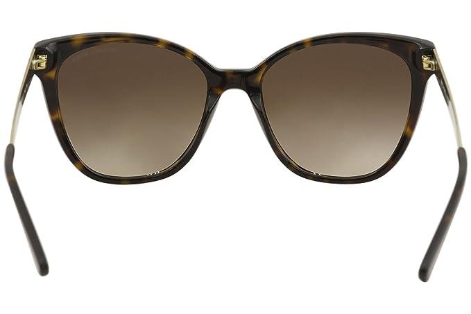 89a6988420f91 Michael Kors Napa MK2058 MK 2058 329313 Dark Tortoise Cat Eye Sunglasses  55mm at Amazon Men s Clothing store