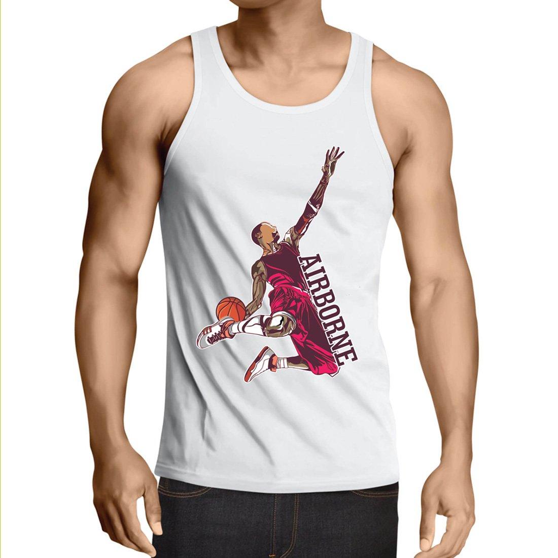 lepni.me Camisetas de Tirantes para Hombre Sé el señor de la ...