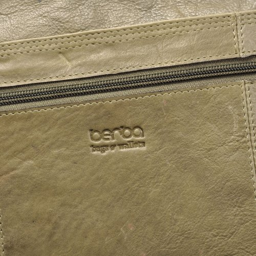 berba Basel - Businesstasche in dunkelgrün