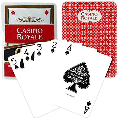2 Decks James Bond 007 Casino Royale Playing Cards Playing