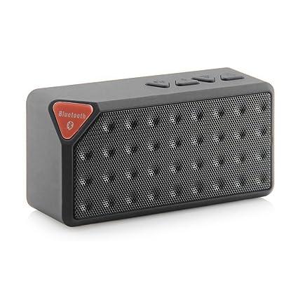 Wireless Car Speakers >> Bluetooth Speaker Hopestar Wireless Car Radio Speakers
