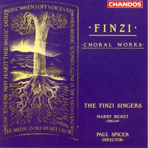 7 Partsongs, Op  17: No  6  Haste on, my joys! by Finzi