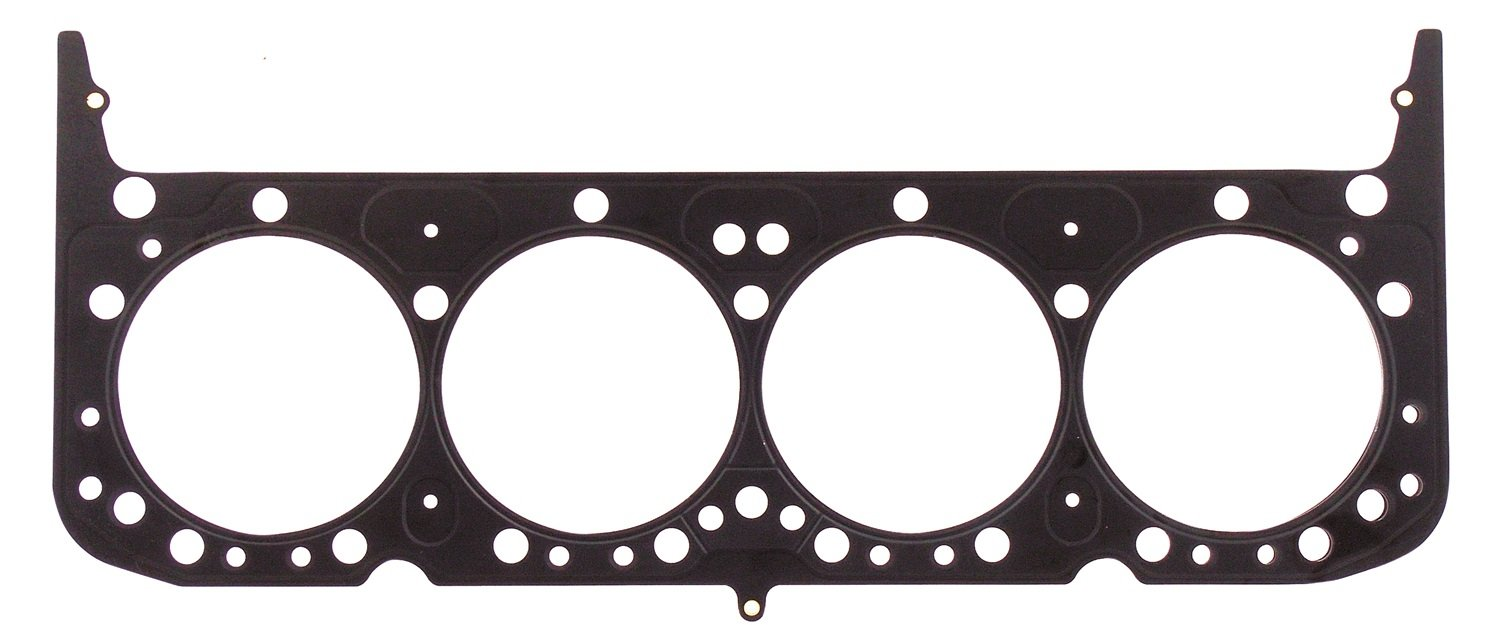 Mr. Gasket 3132G MLS Head Gasket; Multi-Layered Steel; 4.165 in. Gasket Bore; 0.040 in. Compressed Thickness; Sold Individually;