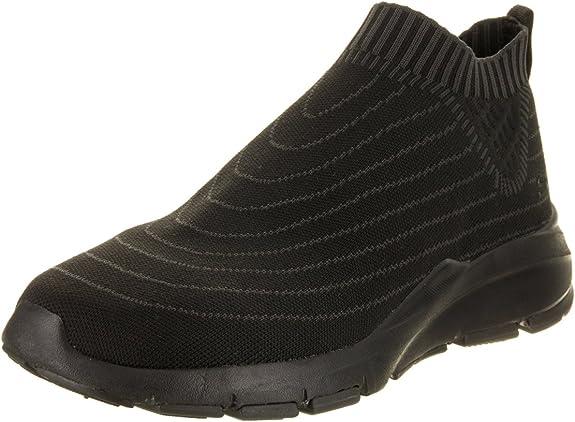 Skechers You Slip On Chaussures De Sport Femmes Blancnoir