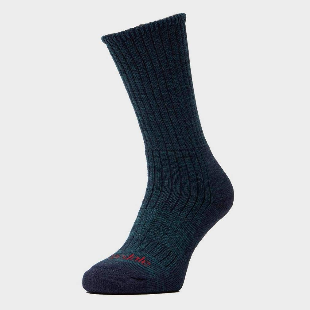Bridgedale Mens Hike Midweight Boot Height Merino Comfort Socks