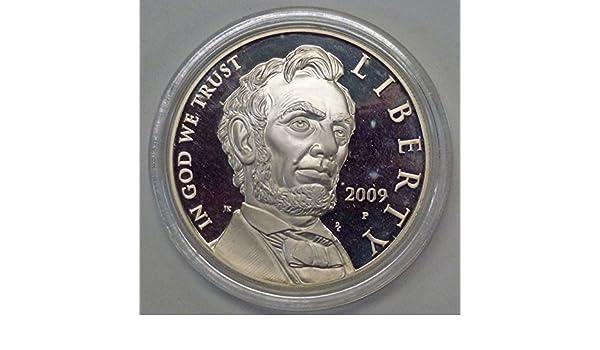 2009-S PCGS PR69RD DCAM Lincoln-Childhood Bicentennial Cent Presidency Label