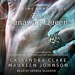 The Runaway Queen Audiobook