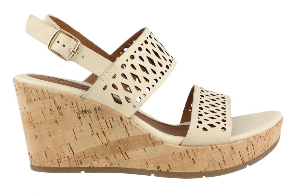 Eurosoft by Sofft Women's, Indira High Heel Wedge Sandals: Amazon.ca: Shoes  & Handbags