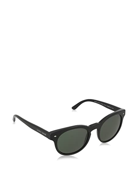 09bc337fbe1 Giorgio Armani AR 8055 Sunglasses 501731 Black  Amazon.ca  Clothing ...