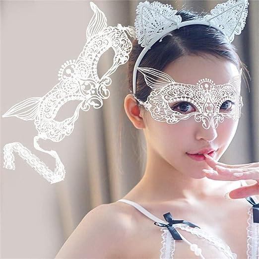 Watopi - Máscara de Encaje para Fiesta de Disfraces, diseño de ...