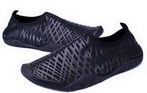 Amazon.com: toosbuy Athletic Zapatos de agua Aqua Piscina ...