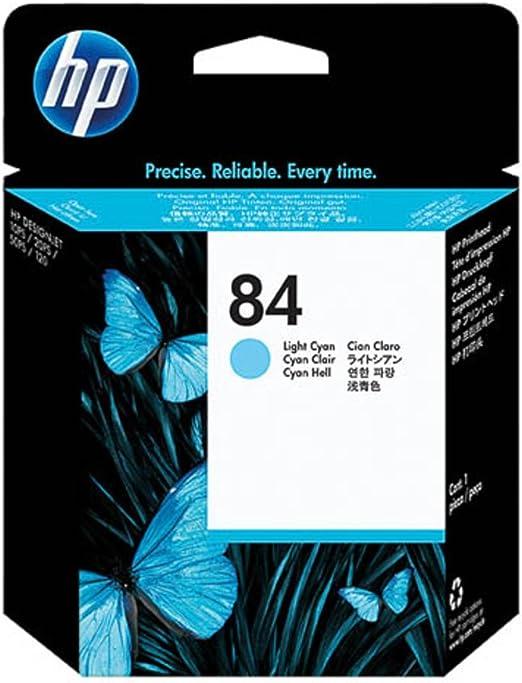 C5020A HP Designjet 10ps cabeza de impresión cian claro: Amazon.es ...
