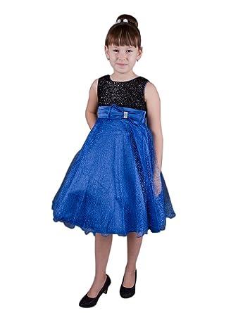 00218dc55ee Boutique-Magique Robe de noël pour Enfant - Robe de soirée Fille - Robe  Mariage