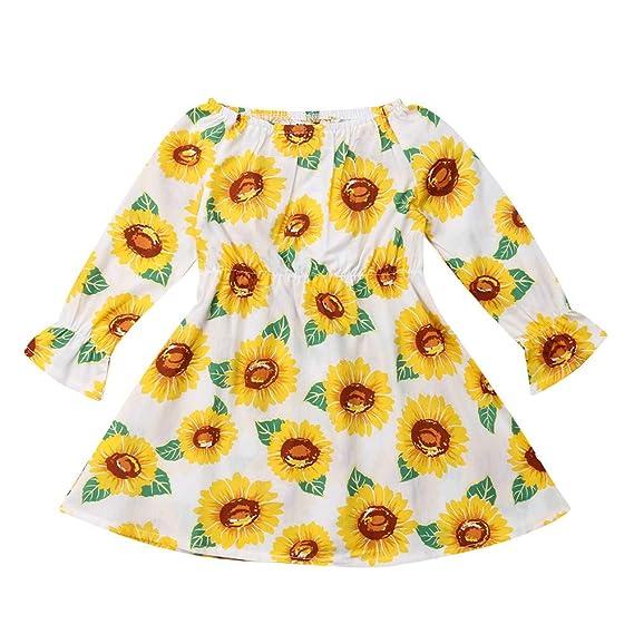 Ashop Vestidos Niña Vestido De Princesa Con Estampado De