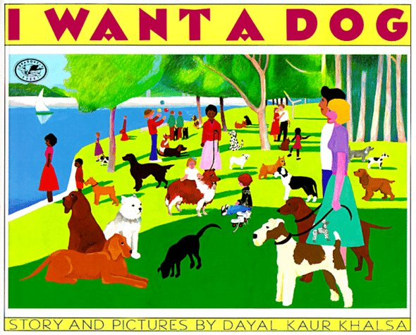 Harcourt School Publishers Signatures: English As a Second Language Grade 5 I Want A Dog (Dragonfly Paperbacks) by HARCOURT SCHOOL PUBLISHERS