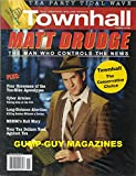 Townhall Vol 3 No II Magazine MATT DRUDGE: THE MAN WHO CONTROLS THE NEWS The Conservative Choice