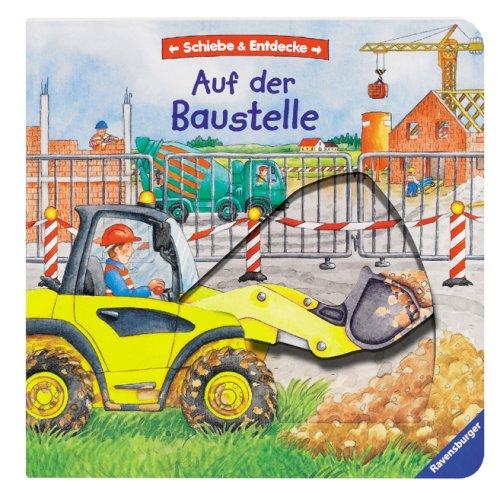 Schiebe & Entdecke: Auf der Baustelle